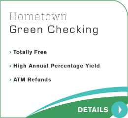 Hometown Green Checking